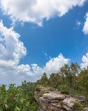 Parco nazionale di Mor Hin Khao Fotografia Stock Libera da Diritti