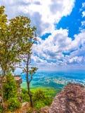 Parco nazionale di Mor Hin Khao Fotografie Stock Libere da Diritti