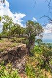 Parco nazionale di Mor Hin Khao Fotografia Stock