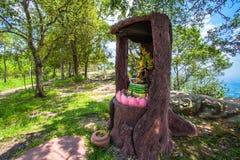 Parco nazionale di Mor Hin Khao Immagini Stock Libere da Diritti