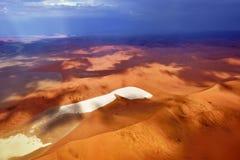Parco nazionale di Namib-Naukluft, Namibia, Africa Fotografie Stock Libere da Diritti