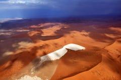 Parco nazionale di Namib-Naukluft, Namibia, Africa Fotografia Stock Libera da Diritti