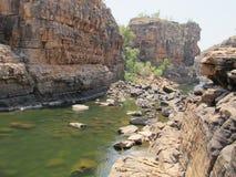 Parco nazionale di Nitmiluk, Territorio del Nord, Australia Immagine Stock