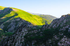 Parco nazionale di Peneda-Geres Fotografia Stock Libera da Diritti
