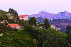 Parco nazionale di Peneda-Geres Immagine Stock