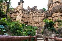 Parco nazionale di Pha Chor Immagini Stock Libere da Diritti