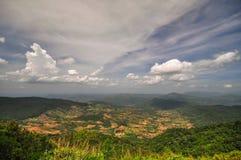 Parco nazionale di Phu Rua Immagine Stock
