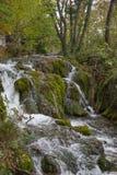 Parco nazionale di Plitvice fotografia stock libera da diritti