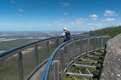 Parco nazionale di Porongurup, Australia occidentale Immagini Stock Libere da Diritti