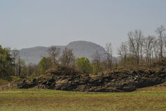 Parco nazionale di Satpura Fotografie Stock