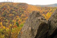 Parco nazionale di Shenandoah Immagini Stock Libere da Diritti
