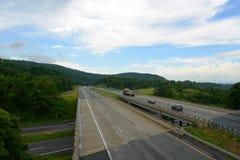 Parco nazionale di Shenandoah, la Virginia, U.S.A. Fotografia Stock