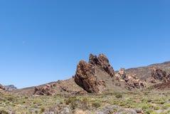 Parco nazionale di Teide (Canadas del Teide) Immagini Stock Libere da Diritti