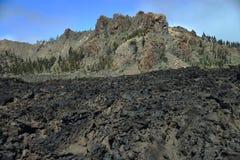 Parco nazionale di Teide - Tenerife Immagini Stock Libere da Diritti