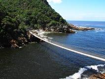 Parco nazionale di Tsitsikamma Immagini Stock Libere da Diritti