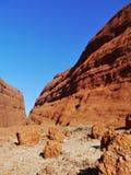 Parco nazionale di Uluru-Kata Tjuta immagine stock