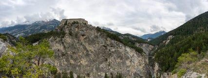 Parco nazionale di Vanoise Immagini Stock Libere da Diritti