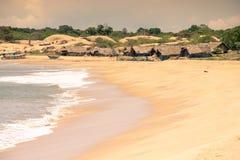 Parco nazionale di Yala nello Sri Lanka fotografie stock libere da diritti