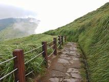 Parco nazionale di Yangmingshan Immagine Stock