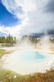 Parco nazionale di Yellowstone Fotografie Stock Libere da Diritti
