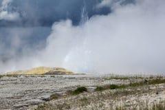 Parco nazionale di Yellowstone, Utah, U.S.A. Immagine Stock