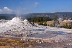 Parco nazionale di Yellowstone, Utah, U.S.A. Fotografie Stock Libere da Diritti