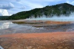parco nazionale di yellowstone, Wyoming Fotografie Stock Libere da Diritti
