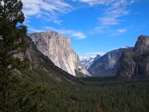Parco nazionale di Yosemite Fotografia Stock Libera da Diritti