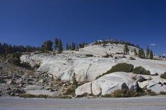 Parco nazionale di Yosemite Fotografie Stock Libere da Diritti