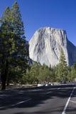 Parco nazionale di Yosemite Fotografie Stock