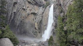 Parco nazionale di Yosemite video d archivio