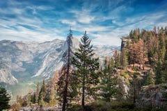 Parco nazionale di Yosemite Immagini Stock Libere da Diritti