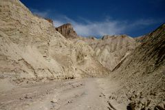 Parco nazionale dorato del canyon immagini stock