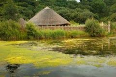 Parco nazionale irlandese di eredità Wexford l'irlanda immagini stock