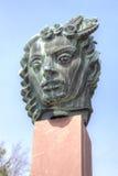 Parco nazionale Millesgarden della scultura a Stoccolma Fotografie Stock