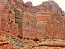 Parco nazionale Moab Utah di arché immagini stock libere da diritti