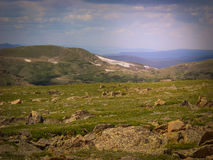 Parco nazionale nordico di Colorado Estes Park Colorado Rocky Mountain Fotografie Stock Libere da Diritti