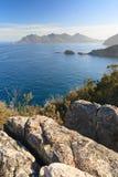Parco nazionale Tasmania di Freycinet Fotografia Stock