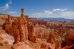 Parco nazionale Utah del canyon di Bryce Fotografia Stock