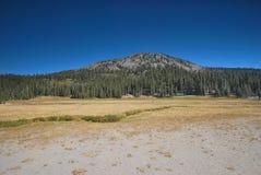 Parco nazionale vulcanico di Lassen in California Fotografie Stock