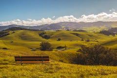 Parco nella contea di Sonoma Immagini Stock