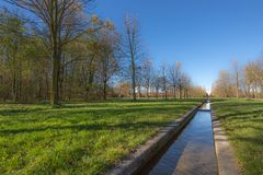 Parco Nord - Milan -view of the park Royalty Free Stock Photography