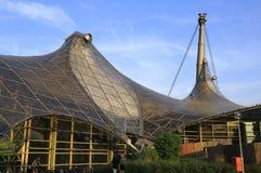 Parco olimpico Monaco di Baviera Fotografie Stock