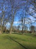 Parco orientale, guscio fotografia stock