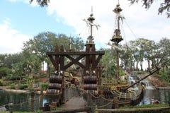 Parco a Orlando in Florida Fotografia Stock