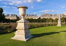 Parco a Parigi fotografia stock libera da diritti