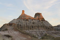 Parco provinciale del dinosauro fotografie stock
