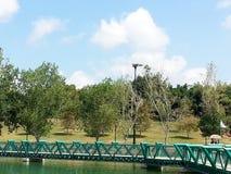Parco pubblico di Raanana Immagine Stock Libera da Diritti