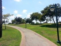 Parco pubblico di Raanana Immagini Stock