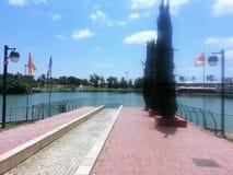 Parco pubblico di Raanana Immagine Stock